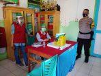 Sebanyak 32 Nakes di Puskesmas Makale Tana Toraja Telah Disuntik Vaksin COVID-19