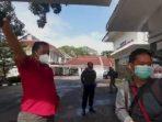wartawan diusir rujab gubernur
