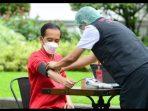 Hampir Setahun Terselubung Pandemi, Jokowi: Mari Akhiri COVID-19 dengan Disiplin Prokes