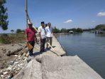 Alokasi Anggaran Rp22 M, Pengerjaan Jembatan Bialo Tahap Keempat Alami Kerusakan