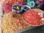 Harga Cabai Kian Melonjak, Pedagang di Pasar Daya Keluhkan Omzet Penjualan Menurun