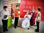 Usai Peresmian Bandara Buntu Kunik, Jokowi Lanjut Tinjau Vaksinasi Covid-19 di Toraja