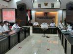 Tim Legislasi Sidrap Gelar Rapat Konsultasi Ranperda Perubahan RPJMD Tahun 2018-2023