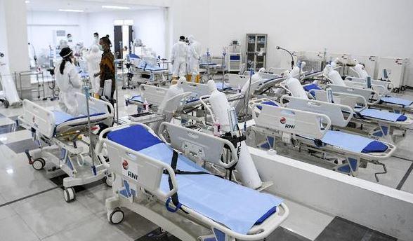 corona makassar rumah sakit