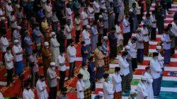 Tak Lagi di Lapangan, Kini Warga Perumnas Sudiang Melaksanakan Salat Idulfitri di Masjid Terdekat