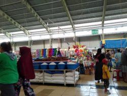 Harga Bahan Pokok Mulai Melonjak, Pedagang dan Pembeli di Pasar Tramo Mengeluh