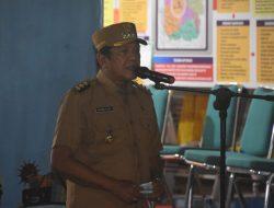 Bupati Soppeng Pimpin Langsung Apel Patroli Gabungan Pengamanan Malam Takbiran