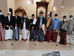 Semarak Salat Idulfitri 1442 H di Masjid Al-Abrar Makassar
