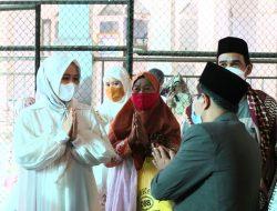Selain Ucapan Idulfitri, Wawali Makassar Tak Lupa Sampaikan Ini ke Umat Kristiani