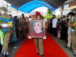 Wakil Ketua DPRD Selayar Dimakamkan di Taman Bahagia Barugaia, Bupati: Dia Sosok  Pengayom