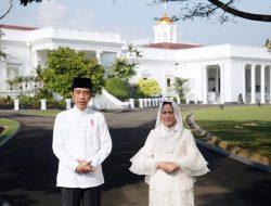Turut Ucapkan Selamat Hari Raya, Jokowi Harap Idulfitri Tahun Ini Sebagai Momentum untuk Bangkit