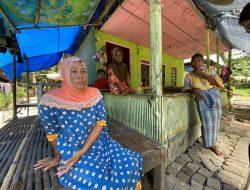 Ucapan Terima Kasih Warga Pulau Makassar untuk NA: Karena Bapak Kami Nikmati Air Bersih