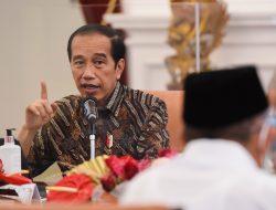 Presiden Jokowi Minta Penyelenggaraan PTM Dilakukan Secara Terbatas