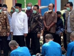 Tinjau Vaksinasi Lansia ODGJ Bareng Plt Gubernur Sulsel, Menko PMK Ingatkan Tetap Patuh Prokes