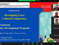 Wujudkan Internasionalisasi Pendidikan, Prodi PBI UNM Gelar The 2nd Series Seminar dan Workshop