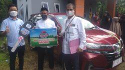 Warga di Bone Menang Undian Simpedes BRI, Hadiahnya 1 Unit Mobil Daihatsu Xenia