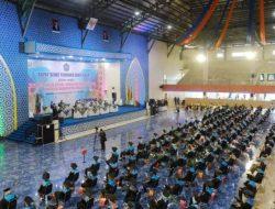 Orasi Ilmiah di Wisuda Unismuh, Plt Gubernur Sulsel Dorong Buka Lapangan Pekerjaan