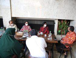 PNLH Ke-32, Dewan Eksekutif Nasional Walhi Temui Wali Kota Makassar