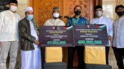 Serahkan Donasi untuk Palestina, Wali Kota Makassar Ucapkan Terima Kasih