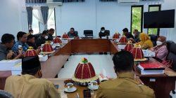 Ketua DPRD Selayar Pimpin Rapat Pembahasan Ranperda Pertanggungjawaban APBD 2020