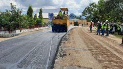 Ruas Ujung Lamuru-Palattae-Bojo Diperlebar, Warga Bone-Sinjai: Terima Kasih Bapak Plt Gubernur
