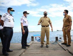 Wali Kota Makassar Dorong Percepatan Pembangunan Pelabuhan Penyebarangan Dermaga Pannyua