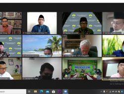 Lewat Virtual, Tim Asesor BAN-PT Visitasi Akreditasi Prodi S2 KPI UIN Alauddin Makassar