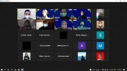 GenBI Komisariat UIN Alauddin Gelar Rapat Kerja Secara Virtual
