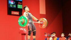 Rahmat Erwin Abdullah Rebut Medali Perunggu di Olimpiade Tokyo, Jokowi Ucapkan Selamat
