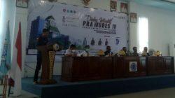 Wujudkan Kabupaten yang Berkeadilan, Dema IAIM Sinjai Gelar Dialog Interaktif