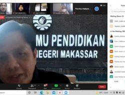 Peer Collaborators BK FIP UNM Sukses Gelar Webinar dan Workshop Nasional