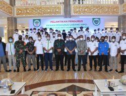 Sebanyak 65 Pengurus DPC Pemuda Tani HKTI Maros Resmi Dilantik