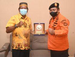 Tingkatkan Sinergitas Pencarian dan Pertolongan saat Bencana, Kepala KPP Kelas A Makassar Kunker ke Soppeng
