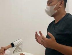 Istrinya Mengalami Keguguran, Vicky Prasetyo: Selamat Jalan Anakku Sayang