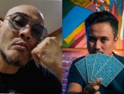Denny Darko Mengaku Tahu Kondisi Deddy yang Dirawat karena Covid-19, Deddy Corbuzier: Tidak! Kamu Tidak Tahu