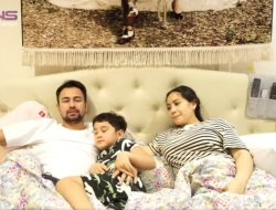 Cerita Raffi Ahmad Beserta Istri dan Anaknya Selama Jalani Masa Penyembuhan Covid-19