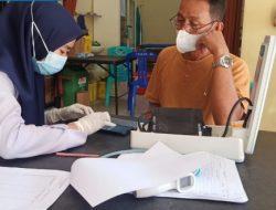 Klinik Wira Bhayangkara Polres Gowa Buka Layanan Vaksinasi Massal