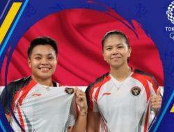 Petarung Ganda Putri Indonesia Greysia dan Apriani Berhasil Raih Emas di Olimpiade Tokyo