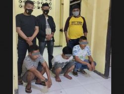 3 Jam Sisir TKP, Polisi Tangkap 3 Pencuri Kopra di Selayar saat Dini Hari