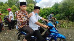 Menjawab Aspirasi Warga Pitumpanua, Bupati Wajo Boyong Pimpinan OPD Turun Langsung ke Lokasi