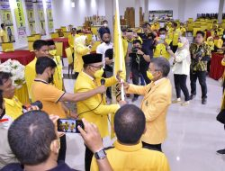 Nirwan Arifuddin Pimpin Golkar Bulukumba, Ini Pesan Taufan Pawe