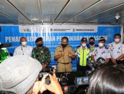 Kementerian Perhubungan RI dan Pemkot Makassar Tanda Tangani Kerja Sama Isolasi Apung KM Umsini