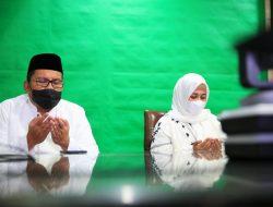 Bersama Jokowi, Danny-Fatma Hadiri Zikir dan Doa Kebangsaan 76 Tahun Indonesia Merdeka