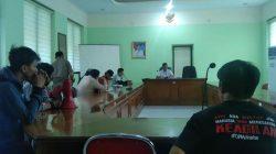 DPP OPM Lakukan Unras di Kantor Dinas Tanaman Pangan Holtikultura dan Perkebunan Sulsel, Ini Tuntutannya