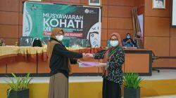 Eka Zulaika Nakhodai Kohati Makassar: Mari Saling Merangkul