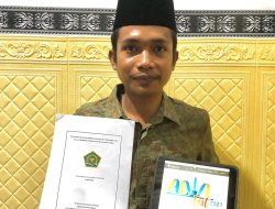 Presentasikan Kata 'Kalembo Ade' Bima, Mahasiswa UIN Alauddin Ini Raih Juara lll Lomba KTI Nasional