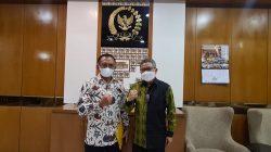 Lodewijk Jadi Wakil Ketua DPR RI, Taufan Pawe: Sosok yang Tepat