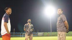 Serius Jadikan Homebase, PSM Makassar Kirim Tenaga Profesional Tinjau Stadion GBH Parepare