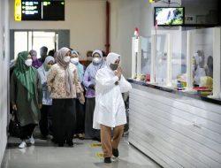 Wawali dan Ketua TP PKK Makassar Jenguk Bayi Dibuang di Bajiminasa, Diberi Nama Minasa Putra Bhayangkara