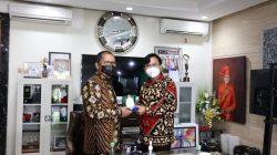 Pengawasan Lapangan Program JKN, Dewan Pengawas BPJS Kesehatan Temui Wali Kota Makassar